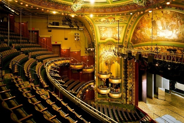 what is considered to be the finest broadway theater in