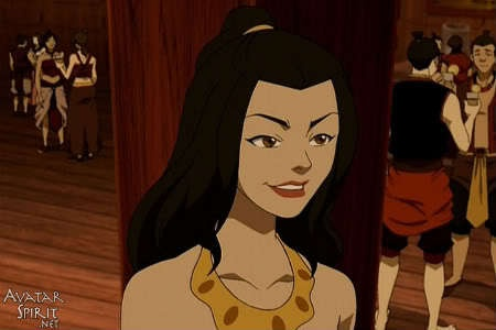 Which Avatar: The Last Airbender character is the most