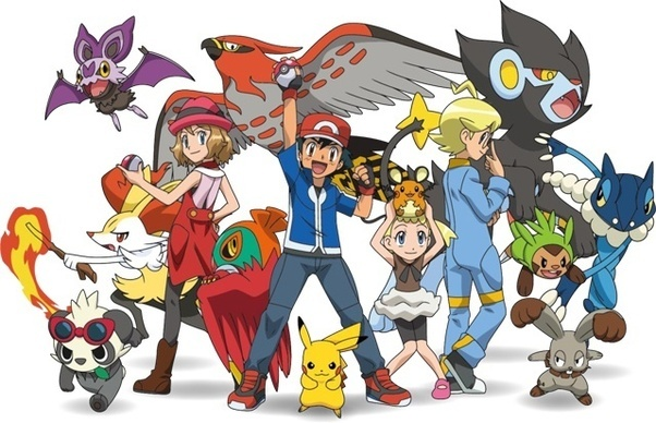 why did they make ash ketchum look younger and more childlike in