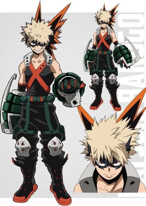 Who is the creator Kohei Horikoshi's favorite character in ...