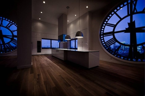 The Clock Tower Apartment In Brooklyn, ...