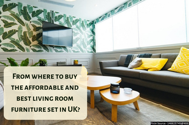 From where to buy the affordable and best living room furniture set ...