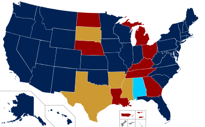 State with legalized same sex marriage