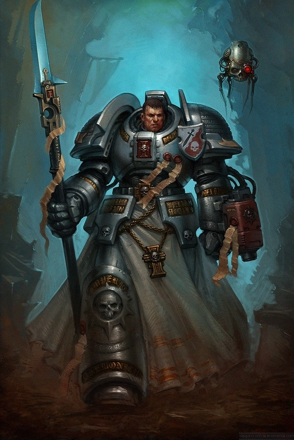 Warhammer 40K: is it possible for eldar and space marine could get ...