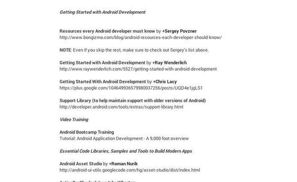 What is the best way to learn android app development for