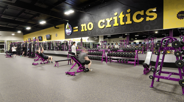 How Much Does The Bar Weigh On The Smith Machine At Planet Fitness Quora