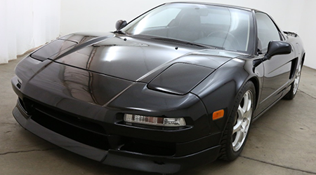 This One Just Makes It, The 1990 Acura NSX. When It Comes To Truly  Groundbreaking Sports Cars From The 1990s, The NSX Takes The Prize For  Being Powerful, ...