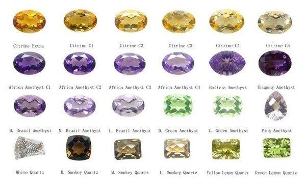 Brazilian Jewelry Stones Style Guru Fashion Glitz