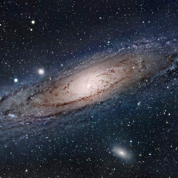 If the Milky Way galaxy is flat like a pancake, why can I ...