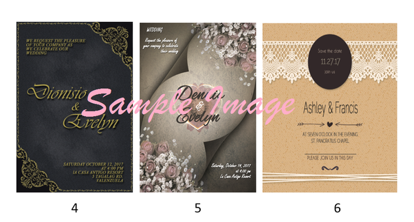 Discount Photo Wedding Invitations: How Can I Get CHEAP Wedding Invitations?