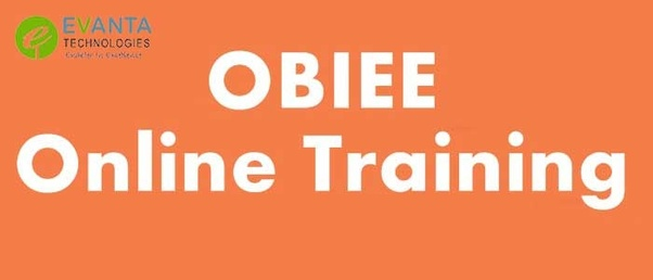 Where can I learn OBIEE online training? - Quora