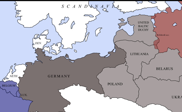 What would have happened if Germany had won WWI? - Quora