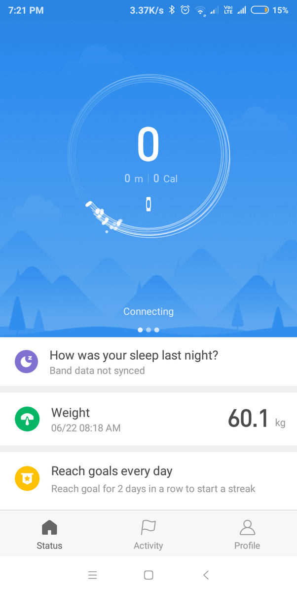 How to connect MI smart band to Android phones - Quora