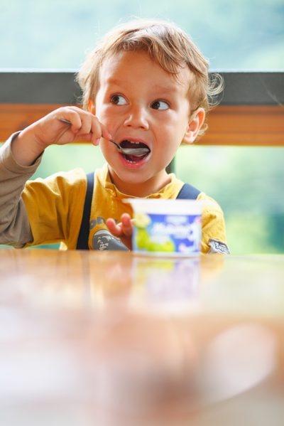 can someone survive on just Trix yogurt
