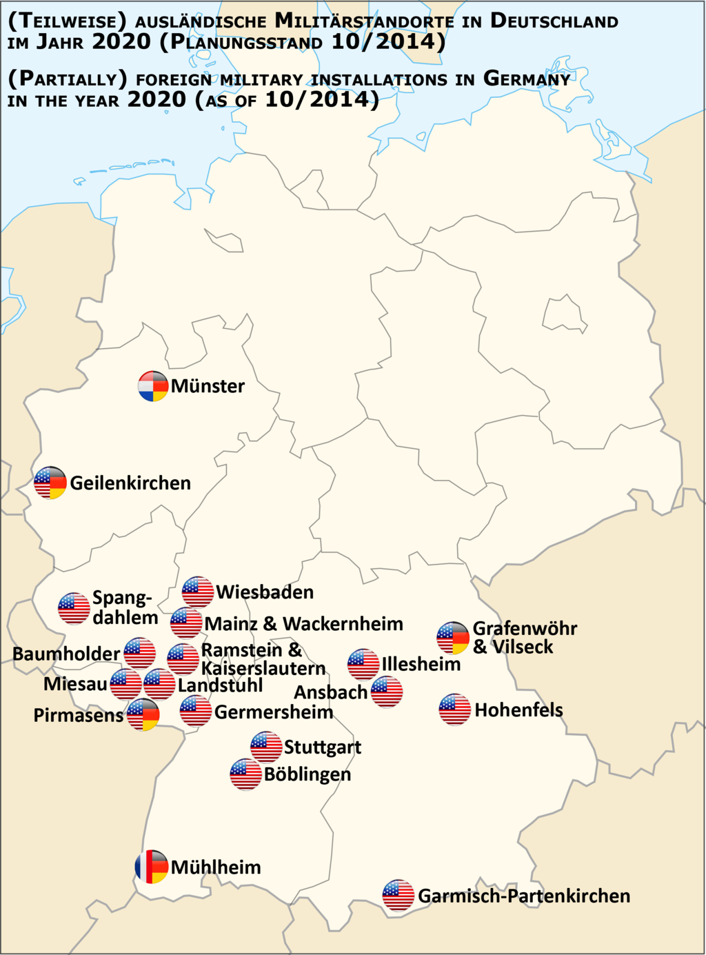 Is Germany an occupied country? - Quora