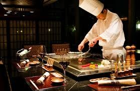 Anese Restaurants Cooking In Front Of You Best 鉄板焼き Teppanyaki