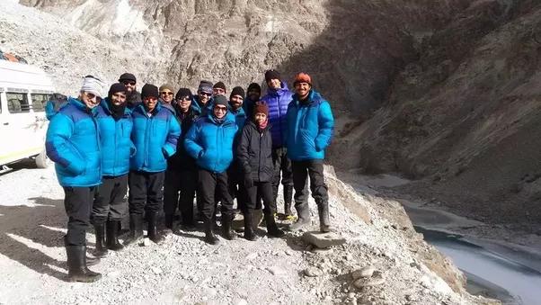 23058ad2c Which trekking jacket is good for chadar Trek  - Quora