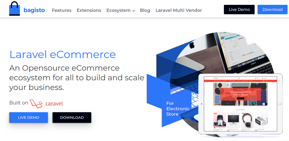 Which is the best Laravel e-commerce package? - Quora