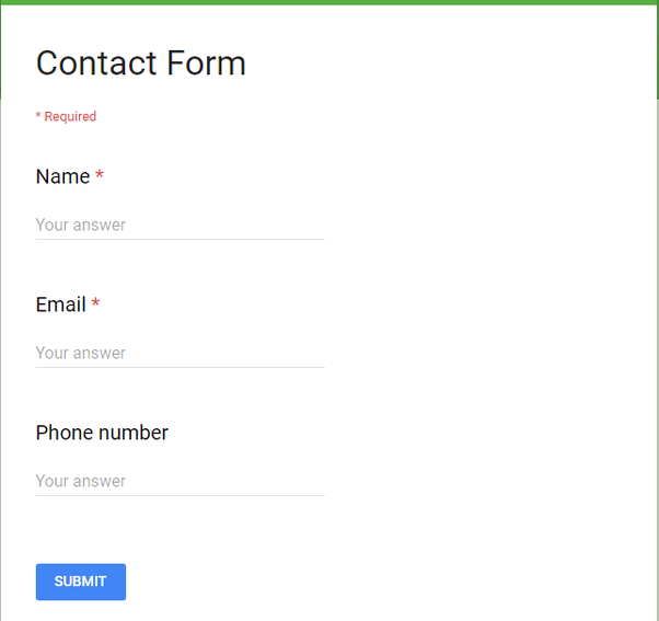 How to link a Google form to a given Google sheet so that