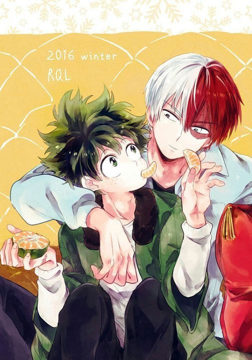 What Is Your Favorite My Hero Academia Yaoi Ship Quora