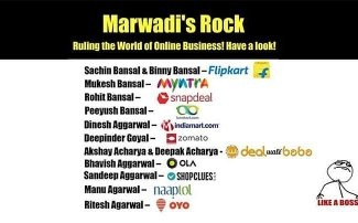 What are some Mind Blowing facts about Marwadi People? - Quora