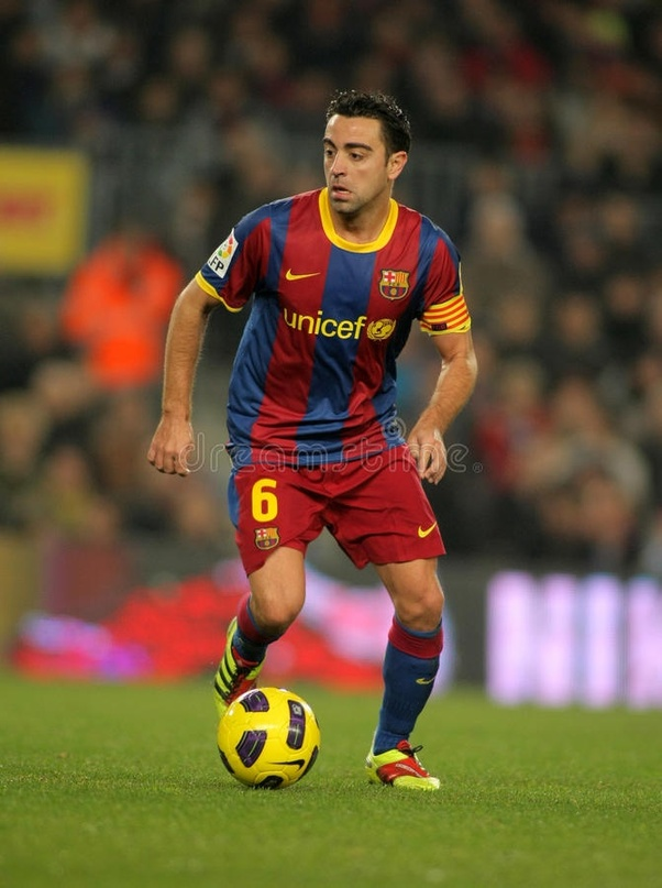 what made xavi such a good player quora