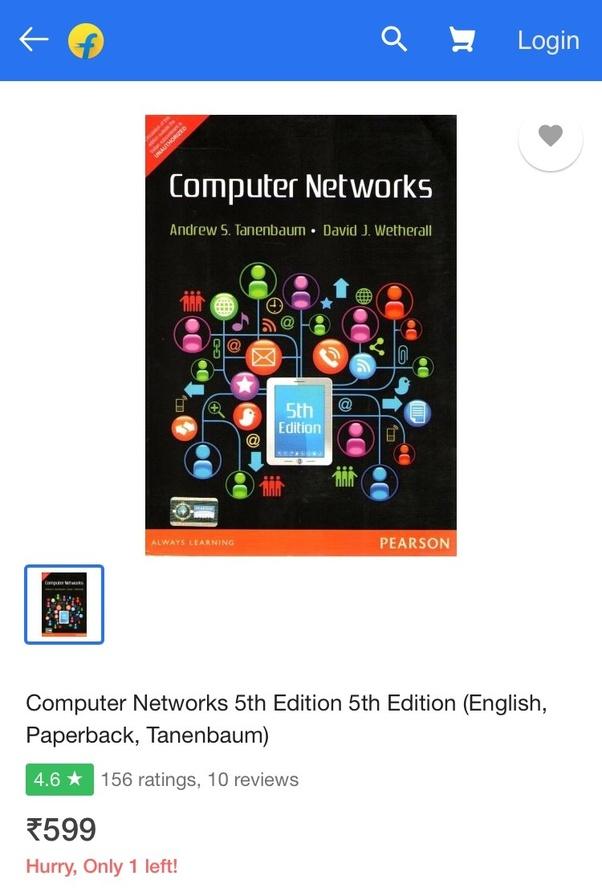 Computer Network Book Tanenbaum