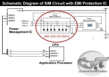 how does a sim card circuit work quora rh quora com sim card wiring diagram usb sim card reader circuit diagram