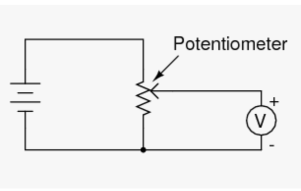 what is a potentiometer