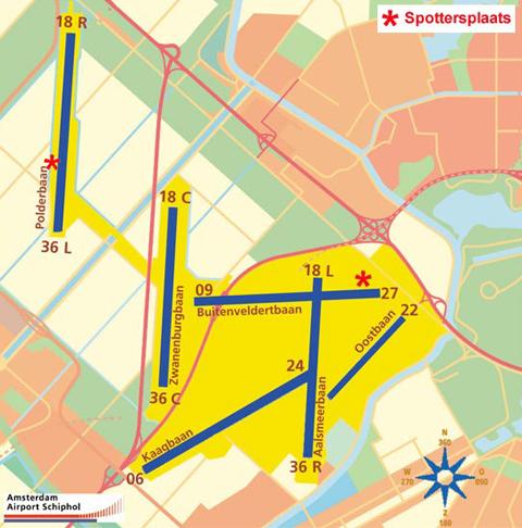 Amsterdam airfares, Netherlands (AMS)