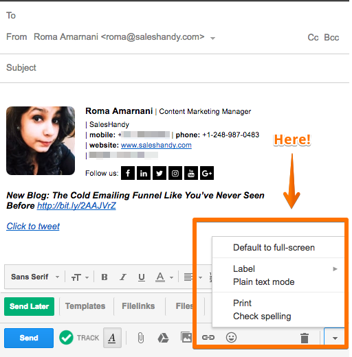 does gmail automatically send read receipts for personal users quora