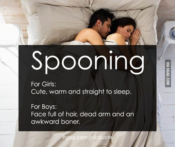 What Does It Mean To Get Spooned