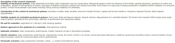 What is the difference between control systems in