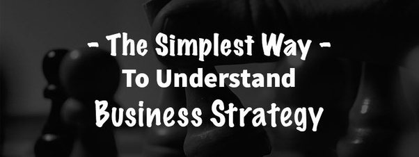 What Is Business Strategy  Quora