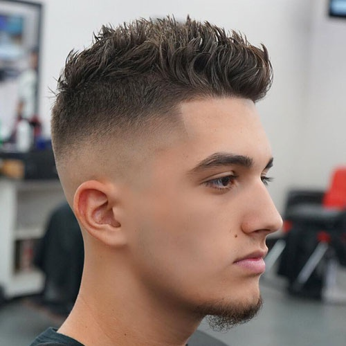 Which Are Some Trendy Hairstyles That Men In India Can Try