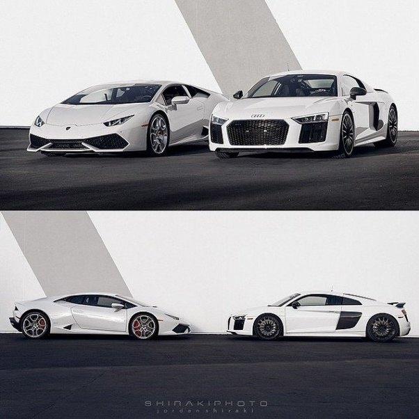 Audi R8 V10 Plus: Is It The Copy Of Lamborghini Huracan