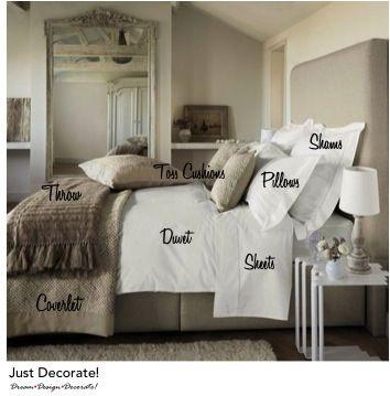 what is the purpose of bed shams quora. Black Bedroom Furniture Sets. Home Design Ideas