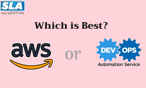 Which is better to learn as a fresher, AWS or DevOps? Which