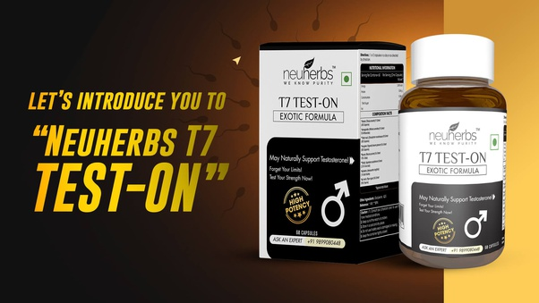 What is the best natural testosterone booster in India? - Quora