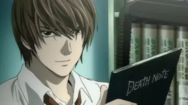 Death note dating sim go out and date
