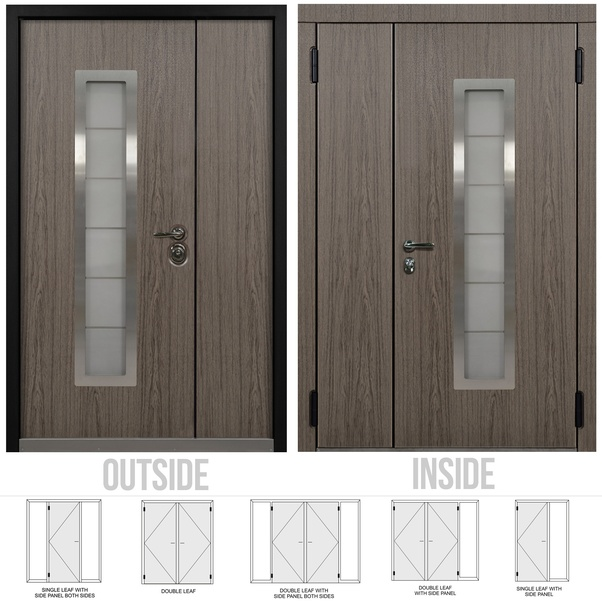 At The Doors Depot you can find a great variety of double front doors of different colors at affordable price. They will provide your home with amazing ... & What are the standard dimensions for a double door? - Quora