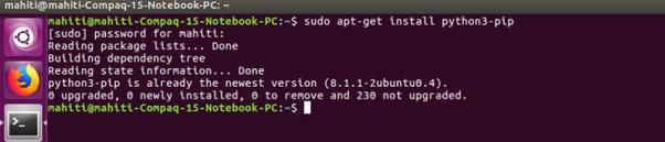 install python3 7 ubuntu apt-get