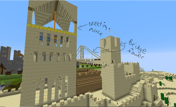 What Is Your Best Minecraft Build So Far Quora