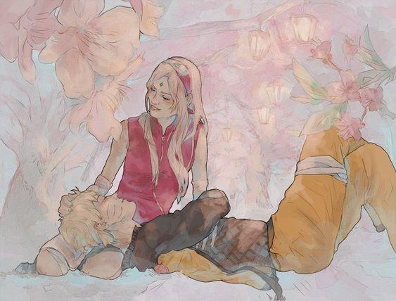 X sasuke fanfiction sakura Sakura and