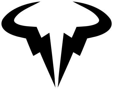 Rafael Nadal Logo 2016 Summer Mens PVC Letter Print Raglan Short ...