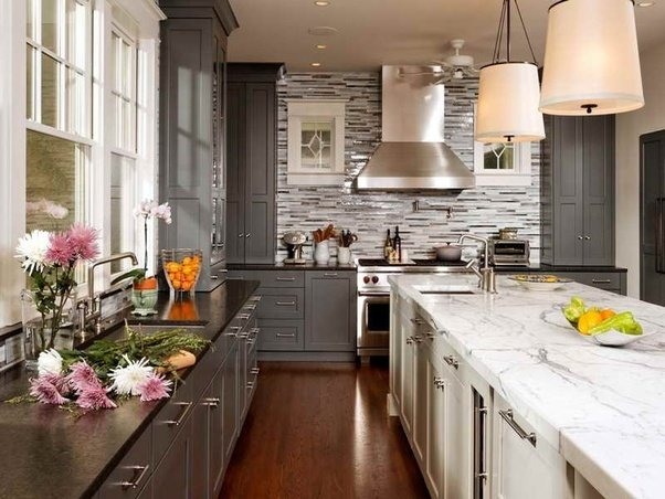 Most People Start Their Days In Kitchens And White Can Really Energize A Room It Feels Fresh Clean An All Kitchen Will Wake