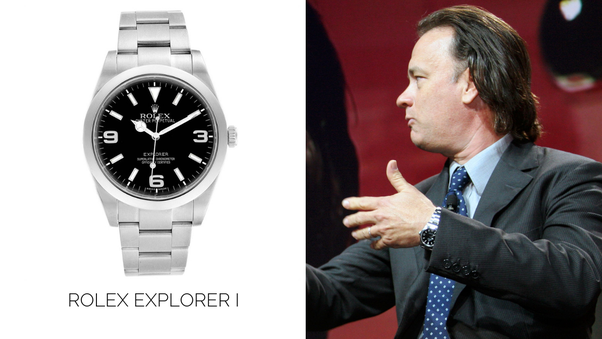 What watch does Tom Hanks wear? - Quora