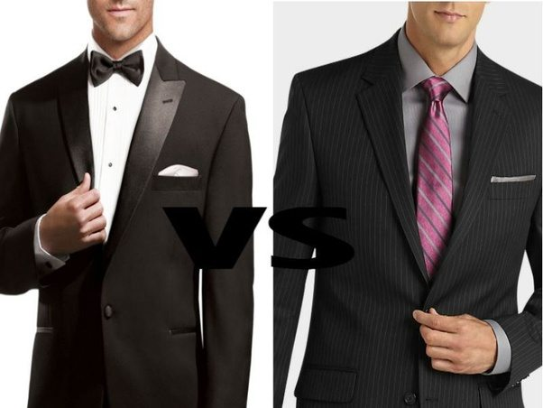 There Are Numerous Difference Between Suit And Tuxedo Which Mostly Overlooked By Guys The First Most Significant Both Is