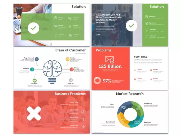 What does a wow powerpoint template look like quora ready multipurpose pitch deck powerpoint template toneelgroepblik Images