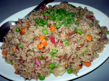 What is the best way to make fried rice such that it is not too oily what is the best way to make fried rice such that it is not too oily but the rice doesnt become inexorably stuck to the pan ccuart Gallery